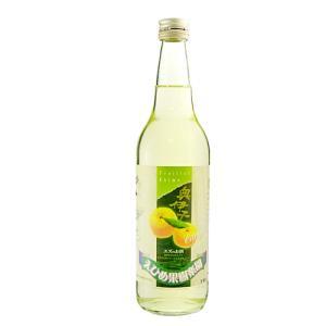 【栄光酒造】えひめ果樹楽園 ゆずのお酒 600ml  ゆずリキュール|ichiishop