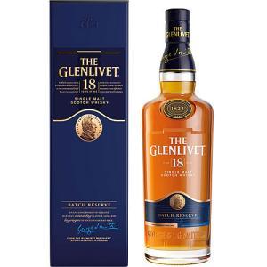 ウイスキー ザ・グレンリベット 18年 700ml シングルモルト ウイスキー whisky|ichiishop