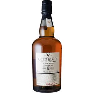 ウイスキー グレンエルギン12年 700ml シングルモルト ウイスキー whisky|ichiishop