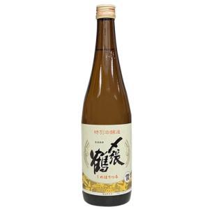 【宮尾酒造】〆張鶴 雪 特別本醸造酒 720ml 新潟の日本酒|ichiishop