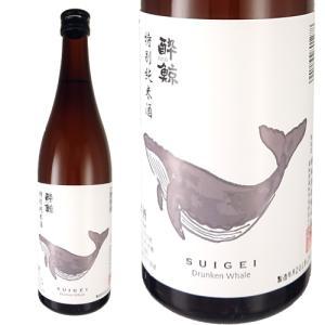 日本酒 酔鯨酒造 酔鯨 特別純米 720ml 高知|ichiishop
