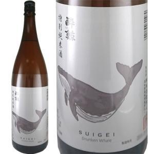 日本酒 酔鯨酒造 酔鯨 特別純米 1800ml 高知|ichiishop