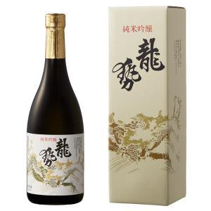 日本酒 藤井酒造 龍勢 白ラベル 純米吟醸 720ml 広島|ichiishop