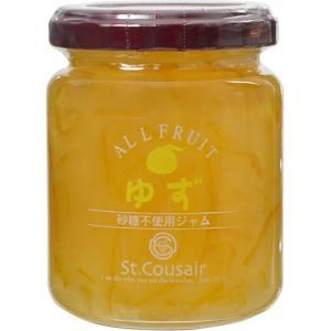 サンクゼール オールフルーツジャム ゆず 低糖度 145g|ichiishop