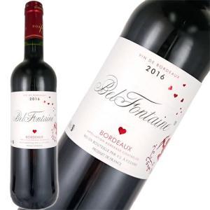 赤ワイン ベル フォンテン 750ml フランス ボルドー 天使 エンジェル ichiishop