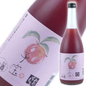 食べるフルーツリキュール 子宝 山形すもも 楯の川酒造 山形のお酒 720ml|ichiishop