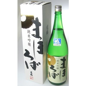 【米鶴酒造】まほろば 純米吟醸 1800ml 山形の日本酒|ichiishop