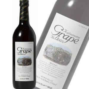【シャトー勝沼】Katsunuma Grape ROUGE( カツヌマグレープ) 赤 720ml ノンアルコール・ワインテイスト|ichiishop