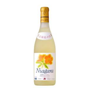 【北海道ワイン】完熟ナイヤガラ 720ml 日本のワイン|ichiishop