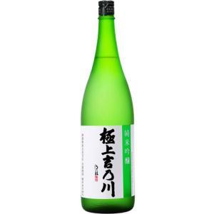 日本酒 純米吟醸 極上吉乃川 吉乃川酒造  1800ml【正規特約店】|ichiishop