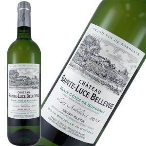 白ワイン シャトー サント リュス ベルヴュ ブラン 750ml フランス ボルドー ichiishop