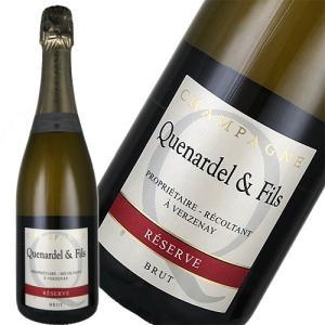 ケナルデル&フィス ブリュット レゼルヴ NV 自然派シャンパン RM レコルタン・マニュピラン スパークリングワイン|ichiishop