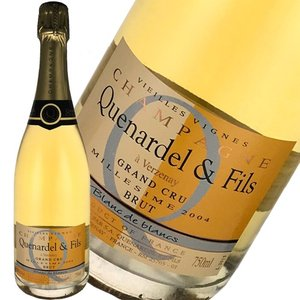 ケナルデル&フィス  ブリュット ミレジム グラン・クリュ 2004  RM 自然派シャンパン レコルタン・マニュピラン スパークリングワイン|ichiishop