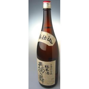 純米酒・山廃造りの代名詞とも言われる天狗舞の看板商品です。山廃仕込み特有の濃厚な香味と酸味の調和がと...