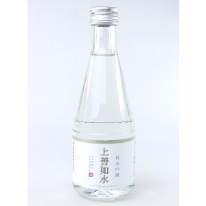【白瀧酒造】上善如水 純米吟醸 300ml新潟の日本酒|ichiishop