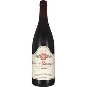 【オーディフレッド】 ヴォーヌ・ロマネ・レ・シャランダン 2014 ブルゴーニュ 自然派赤ワイン ichiishop