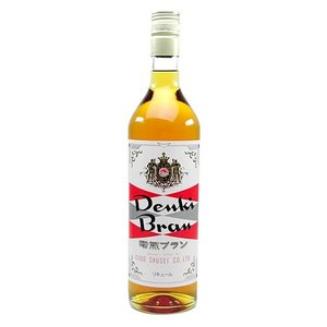 ウイスキー 【合同酒精】電気ブラン 30% 720ml  ウイスキー リキュール 電氣ブラン whisky|ichiishop