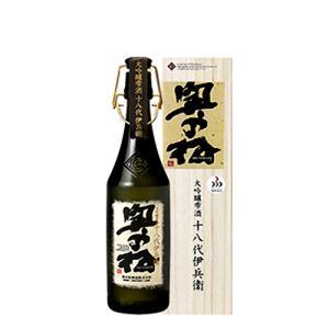 お酒 日本酒 福島 【奥の松】 大吟醸雫酒 伊兵衛 720ml 金賞受賞蔵|ichiishop