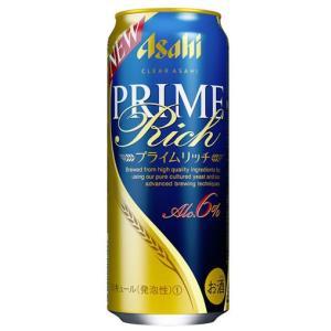 【アサヒ】クリアアサヒ プライムリッチ   500ml×24缶 1ケース 送料無料|ichiishop