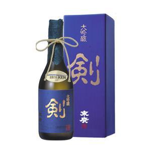【末廣酒造】大吟醸 剣 720ml|ichiishop
