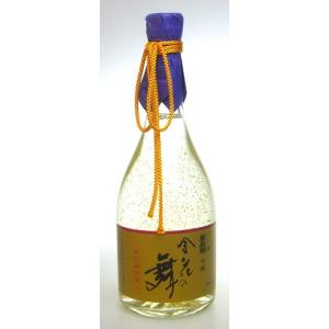 【小堀酒造】萬歳楽『「金花の舞」純金箔入』吟醸 720ml 石川の日本酒|ichiishop