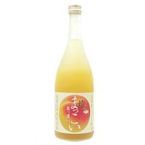 【キリン】完熟あらごし梅酒 梅まっこい 720ml|ichiishop
