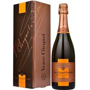 ヴーヴ クリコ・ヴィンテージ ロゼ [2004] 750ml ギフトボックス  シャンパン【高品質ワイン】 ichiishop