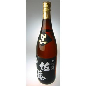 焼酎 佐藤 黒 黒麹仕込 1800ml 芋焼酎 佐藤酒造 プレミア焼酎|ichiishop