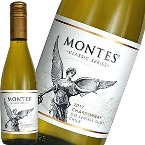 【モンテス】クラシック・シャルドネ ハーフ チリの上級白ワイン375ml|ichiishop