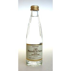 【サントリー】ザ・プレミアムソーダFROM YAMAZAKI 瓶 240ml×24本 1ケース 【送料無料】|ichiishop