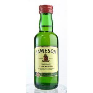 ジェムソン  ミニチュア 50ml ブレンデッド ウイスキー  大人の プチギフト whisky|ichiishop