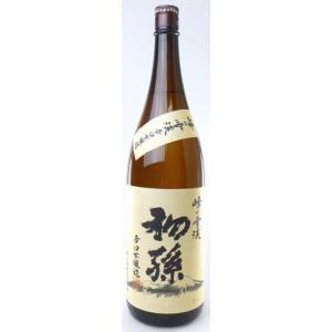 【東北銘醸株式会社】初孫 特別本醸造 峰の雪渓 1800ml 辛口本醸造 山形の日本酒|ichiishop