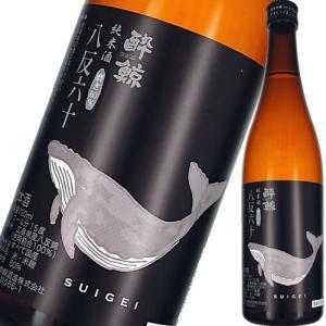 日本酒 酔鯨酒造 酔鯨 純米酒 八反錦 60% 720ml 高知|ichiishop