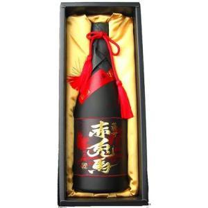 【濱田酒造】 赤兎馬 極味の雫 金ラベル 720ml 箱入り 芋焼酎|ichiishop