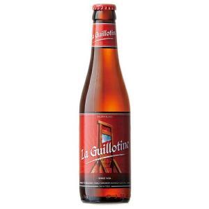 瓶ビール 日本ビール ギロチン 330ml×6本 瓶 ベルギービール 入荷に時間がかかる場合がございます|ichiishop