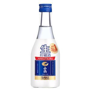 白鶴酒造 上撰 白鶴 ねじ栓生貯蔵酒 300ml [要冷蔵]|ichiishop