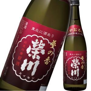 日本酒 季節数量限定品 栄川酒造 榮川 ひやおろし 純米吟醸原酒 夢の香 720ml 要冷蔵 クール代込 福島 冷やおろし|ichiishop