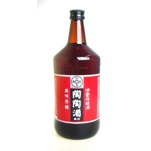 【陶陶酒】陶陶酒 銀印・甘口 1000ml 滋養強壮・健康酒 ichiishop