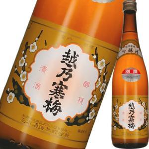 越乃寒梅 別撰 特別本醸造 720ml 新潟の日本酒|ichiishop