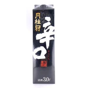 月桂冠 辛口パック 3000ml|ichiishop