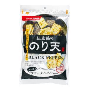 【伍魚福】のり天ブラックペッパー味 酒のつまみ・肴|ichiishop