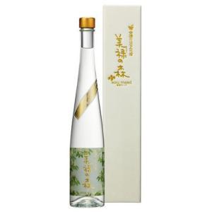 【峰の雪酒造】会津の純粋はちみつ酒 美禄の森 520ml [甘口]  ミード ichiishop