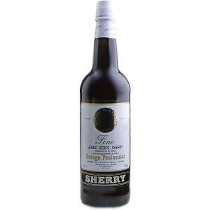 【ボデガ ペニンシュラ】 シェリー フィノ 750ml  スペイン酒精強化白ワイン 750ml ☆|ichiishop