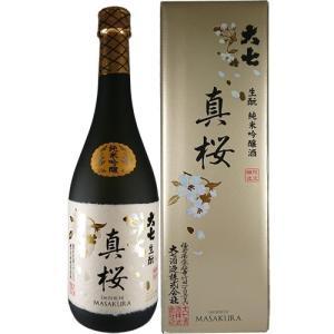 日本酒 純米吟醸 大七酒造 真桜 まさくら 720ml 福島|ichiishop