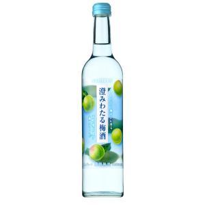 サントリー 澄みわたる梅酒 10% 500ml|ichiishop
