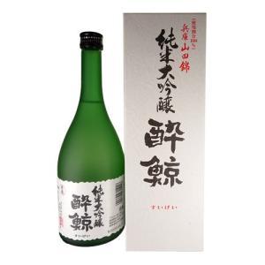 日本酒 酔鯨酒造 酔鯨 純米大吟醸 山田錦 720ml 高知|ichiishop