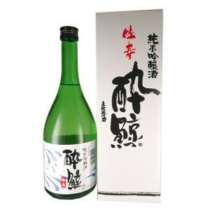 酔鯨酒造 酔鯨 純米吟醸 吟寿 720ml 高知の日本酒|ichiishop