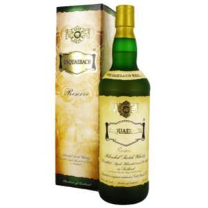 ウシュクベ リザーブ ブレンデッド スコッチ ウイスキー 700ml イギリス 43度 箱付き|ichiishop
