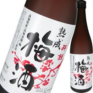梅酒 酔鯨酒造 酔鯨 熟成梅酒 720ml 12度 高知 梅 うめ 日本酒ベース リキュール 箱なし ichiishop
