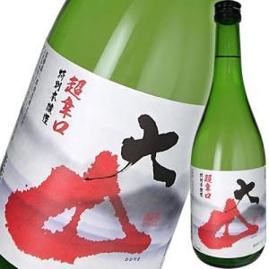 日本酒 特別本醸造 超辛口 加藤嘉八郎酒造 大山 特別本醸造 超辛口 720ml 山形 鶴岡|ichiishop